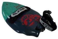 New Slyde Hipster Wedge Handboard Bodysurfing Gopro Attachment & Leash