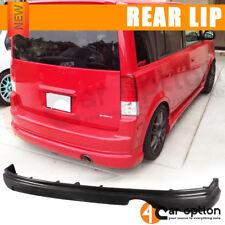 Sales! Fits 03-07 Scion xB Rear Bumper Lip Spoiler K-Style Pu (Fits: Scion)