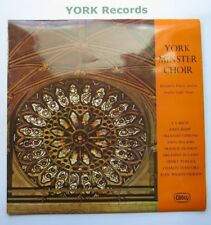 LPB 695 - YORK MINSTER CHOIR - Francis Jackson / Geoffrey Coffin- Ex LP Record