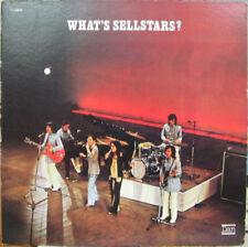 Takao Hirata & Sellsters - What's Sellstars? / VG / LP, Album
