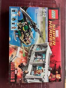 LEGO Iron Man: Malibu Mansion Attack. Brand new. Sealed.