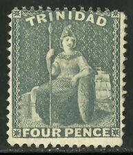 Trinidad   1876   Scott # 59  Mint Lightly Hinged