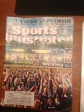 June 15 2015 American Pharoah Horse Racing Triple Crown Sports Illustrated