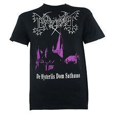 MAYHEM - De Mysteriis Dom Sathanas T-shirt - Size Small S - NEW - Black Metal