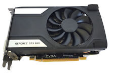 EVGA GeForce GTX 960 SC 2 GB Graphics Card W/ Case. Like New