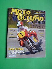 MOTOCICLISMO d'Epoca 8-9/2005 MV AGUSTA 250 300 RAID/STORNELLO/CHISPA/MONTESA