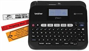 Brother Versatile, Pc-connectable Label Maker - 0.79 In/s Mono - Label,