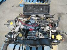 2002 2005 Subaru Wrx Impreza EJ205 Turbo Engine EJ20 Wrx Turbo Non Avcs Engine