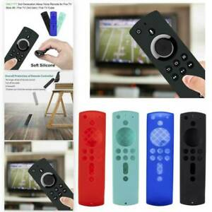 Remote Control Silicone Luminous Case Protection Cover For Fire TV Stick 4K