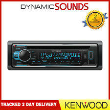 Kenwood KDC-210UI USB Receptor de CD Radio Estéreo Coche MP3 Ipod Iphone Android Aux