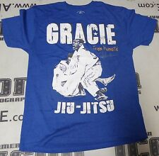 Royler Gracie Signed Jiu-Jitsu Team Humaita Shirt PSA/DNA MMA UFC Pride K-1 Auto