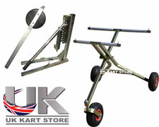 3 RUOTE FORBICI Go Kart Trolley pneumatico Removal Tool, cordone INTERRUTTORE UK KART Store
