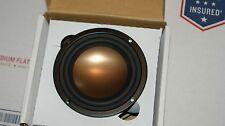 HiVi B4N 4'' inch Midrange Aluminum Cone Swan Speaker Bass Woofer Speaker Unit