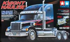 Tamiya 56314 1/14 Scale RC Car Knight Hauler 3-Speed 6x4 Tractor Truck Kit NIB