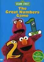 Sesame Street - The Great Number Game [New DVD]
