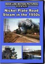 Nickel Plate Road Steam in the 1950s NYC&Stl Bluffton 700 & 800 class 2-8-4