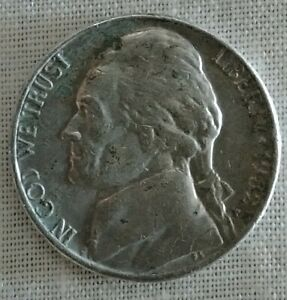 """5 Cents Coin USA """"Jefferson Nickel"""""""