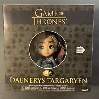 New in Box Daenerys Targaryen 5* Five Star Funko Figure w Dragon Game of Thrones