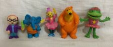 Pvc Figures Disney Lot Clubhouse, bear blue house, JoJo circus, frog, ballerina