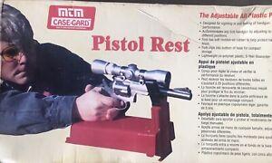 MTM Case Gard Pistol Rest PR-30 Red
