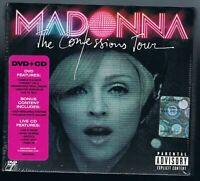 MADONNA THE CONFESSION TOUR CD + DVD SIGILLATO!!!