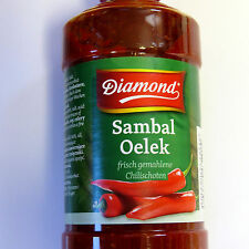 (1kg=9,39€) Sambal Oelek 425g - Diamond - Ölek, Olek - scharf