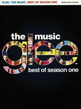 GLEE The BEST of SEASON 1 Piano Guitar Sheet Music Book