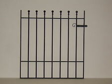 Wrought iron garden gate / panel for 20 inch opening