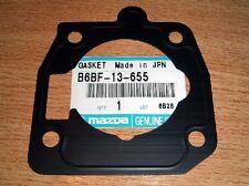 Gasket, throttle body to inlet manifold, Mazda MX-5 mk2 1.6 1.8 MX5, 1998-05, NB