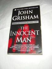 "JOHN GRISHAM book ""The Innocent Man"""