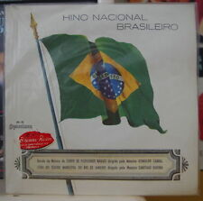 HINO NACIONAL BRASILEIRO OSWALDO CABRAL SANTIAGO GUERRA BRAZIL PRESS SP