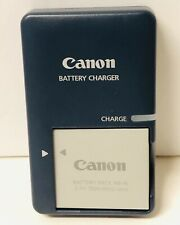 Canon Battery Charger CB-2LV G Original with 3.7V Battery NB-4L Works!