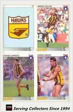 1993 Inaugural Select AFL Trading Card Base Team Set Hawthorn (13)-MINT