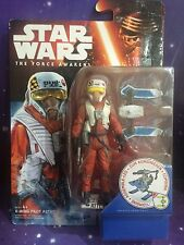 Star wars-the force réveille-x-wing pilot asty figure (disney)