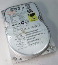 "Disco duro hardisk Hdd 10.2 Gb Seagate Medalist 10232 3.5"" Pata / Ide"