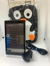 "Amazon Fire HD 8 7th Gen 32GB Wi Fi - 8"" - Black (KIDS+)"