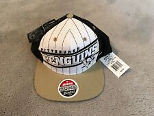 Pittsburgh Penguins Snapback Hat/Cap