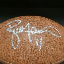 Brett Favre HOF Signed Football JSA/PSA Guarantee