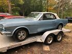 1966 Ford Mustang 1966 Ford Mustang 289 C code automatic convertible