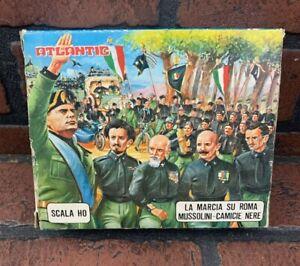 Atlantic La Marcia Su Roma Mussolini-Camicie Nere Set