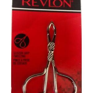 Revlon Perfectweeze Pinzas Inclinado Punta Cómodo Scissor-Style Mango 1 Pinzas