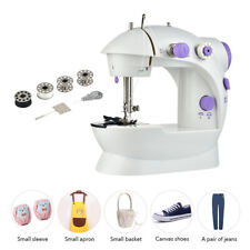 Electric Mini Desktop Sewing Machine Multifunction DIY Household Portable Small