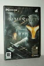 TIME SHIFT GIOCO NUOVO SIGILLATO PC DVD VERSIONE ITALIANA VBC 29642