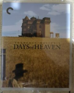 Days Of Heaven Criterion Collection Blu-ray