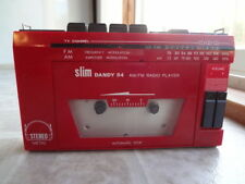 Vintage Personal Cassette Player AM/FM Radio (Free Shipping)