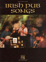 Irish Pub Songs Piano, Vocal & Guitar (with Chord Boxes) Sheet Music Mixed Songb