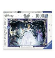 2020 NEW DISNEY CINDERELLA COLLECTORS EDITION 1000 PIECE PUZZLE RAVENSBURGER