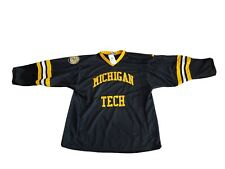 New listing Michigan Tech Hockey Jersey,  Size XL, New with Tags