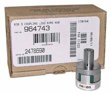 """【LOT of 6】NEW Nexen 964743 Ball Screw Brake .312"""" Coupling Adapter! Linear,BSB03"""