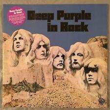 DEEP PURPLE - Deep Purple In Rock (180G PURPLE Vinyl LP) Rhino 2019 NEW / SEALED